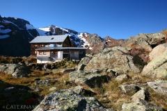 An der Bremer Hütte vorbei