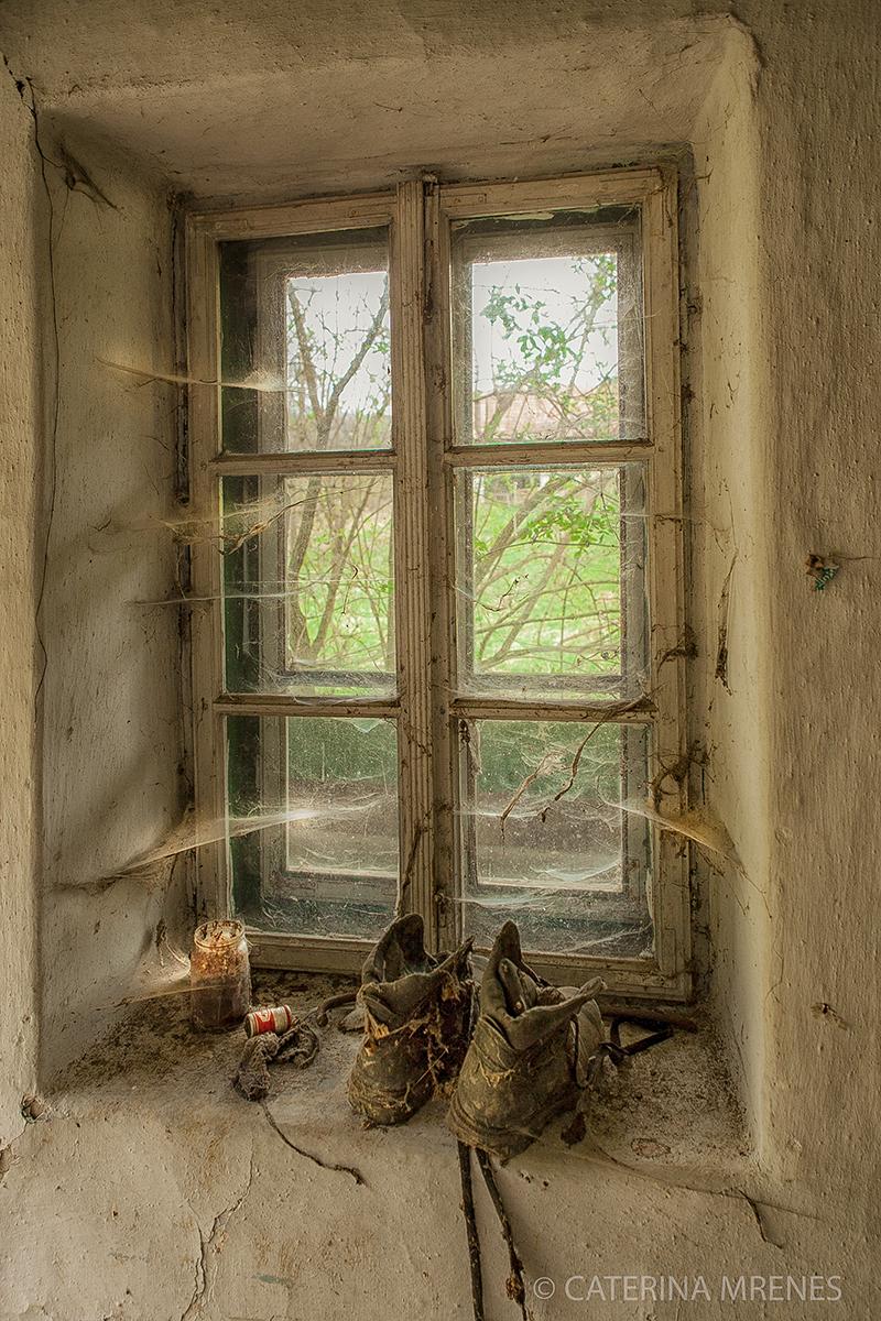 Deserted house
